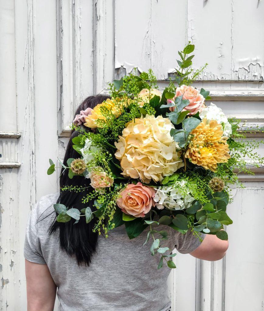 Bouquet chaud